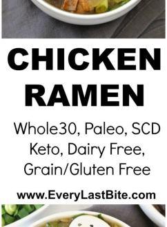 Whole30 Chicken Ramen