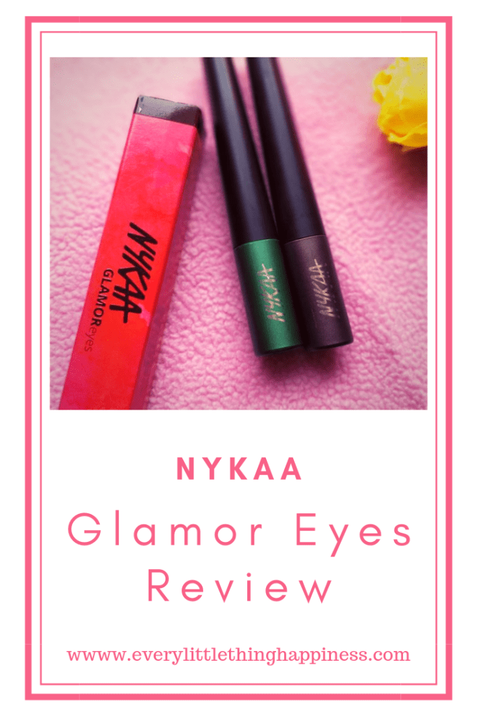 Nykaa Glamor Eyes Liquid Liner