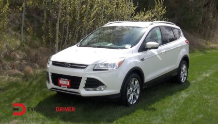 2014 Ford Escape on Everyman Driver with Dave Erickson