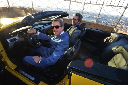 2015 Ford Mustang on Everyman Driver with Dave Erickson