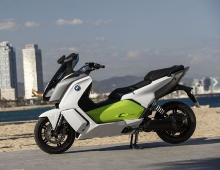 BMW C evolution on Everyman Driver
