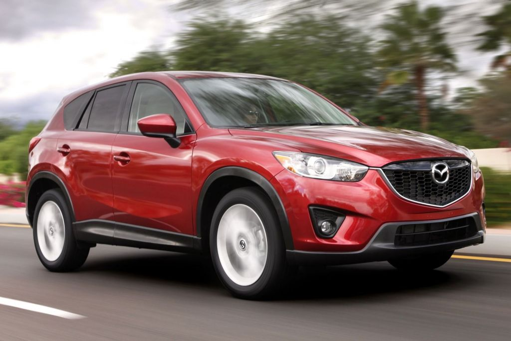 new crossover suv off road review 2015 mazda cx 5 awd everyman driver. Black Bedroom Furniture Sets. Home Design Ideas
