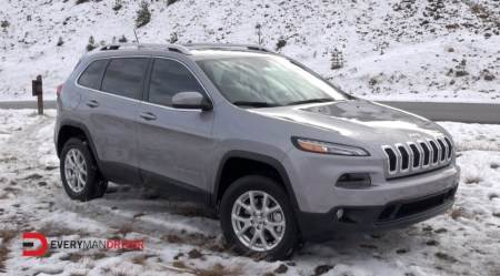 2014 Jeep Cherokee Features Soy-Based Body Sealer