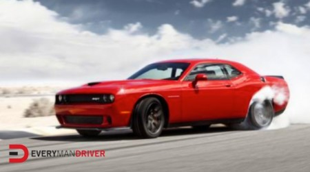 2015 Dodge Challenger SRT Hellcat on Everyman Driver