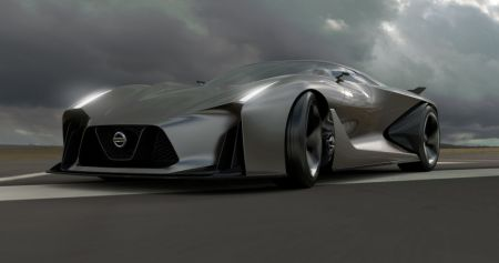 Nissan and PlayStation reveal future vision on Everyman Driver