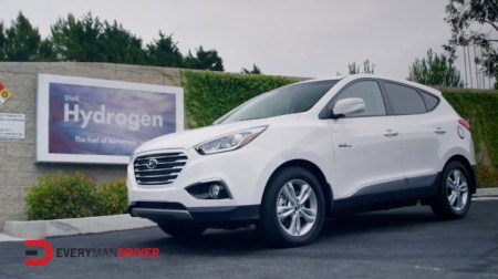 2015 Hyundai Tucson Fuel Cell Wide