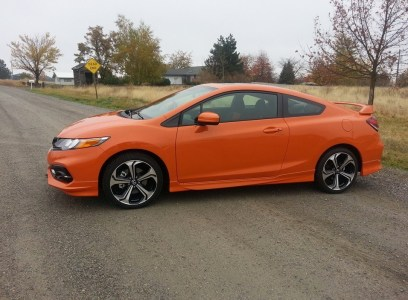 2014 Honda Civic Si with HPT on Everyman Driver