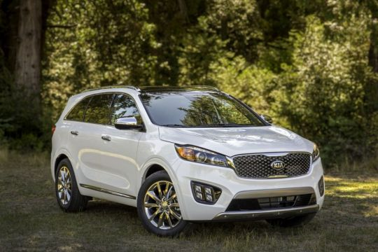 2016 Kia Sorento on Everyman Driver with Dave Erickson