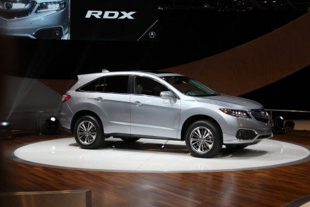 2016 Acura RDX World Debut at 2015 Chicago Auto Show on Everyman Driver