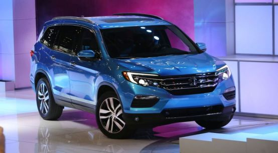 2016 Honda Pilot on Everyman Driver with Dave Erickson