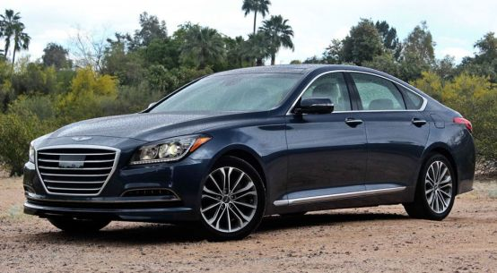 2015 Hyundai Genesis 3.8 AWD on Everyman Driver