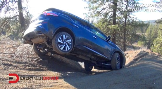 2015 Nissan Murano on Everyman Driver with Dave Erickson