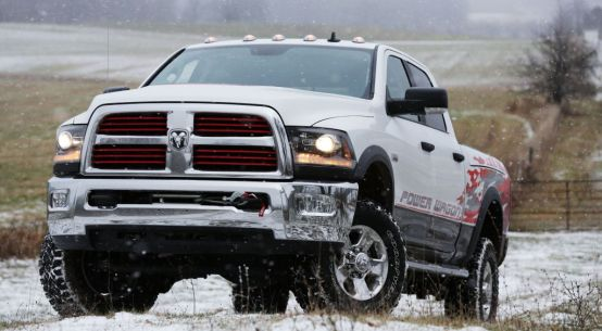 2015 RAM 2500 Power Wagon on Everyman Driver with Dave Erickson