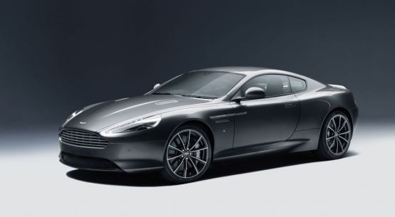 Aston Martin reveals DB9 GT on Everyman Driver