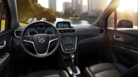 2015 Buick Encore AWD on Everyman Driver