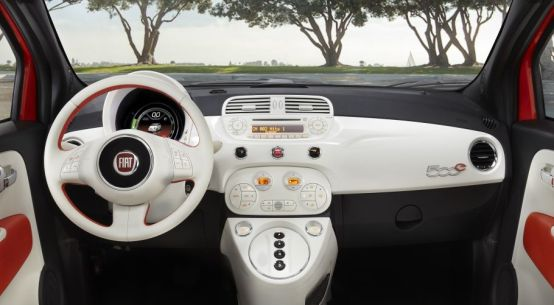 First Drive: 2015 Fiat 500e on Everyman Driver