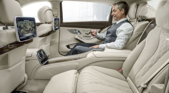 2016 Mercedes-Maybach S600 on Everyman Driver