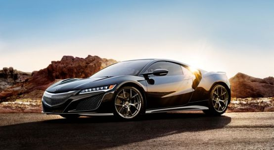 2017 Acura NSX on Everyman Driver