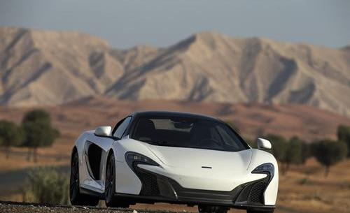 McLaren unveils exclusive 650S Spider Al Sahara 79 by MSO on Everyman Driver