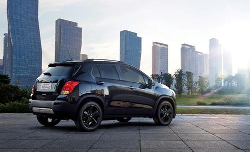2016 Chevrolet Trax Midnight Edition on Everyman Driver