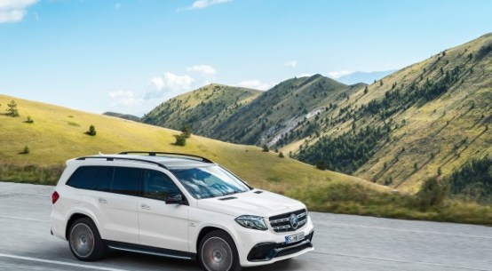 2017 Mercedes-Benz GLS on Everyman Driver, Dave Erickson