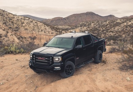 2016 GMC Sierra All Terrain X on Everyman Driver Dave Erickson