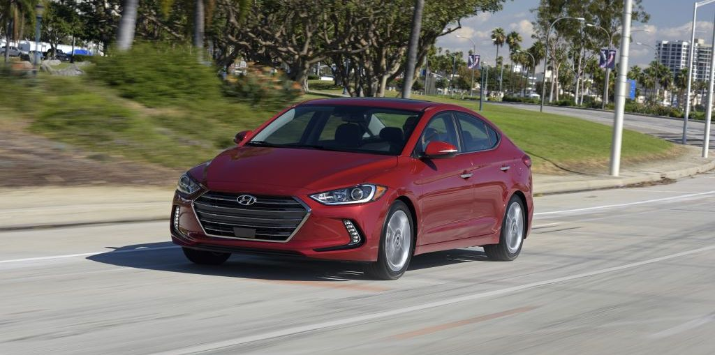 2017 Hyundai Elantra on Everyman Driver with Dave Erickson