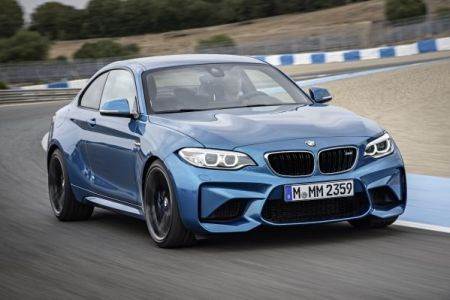 World Debut: 2016 BMW M2 Coupe on Everyman Driver
