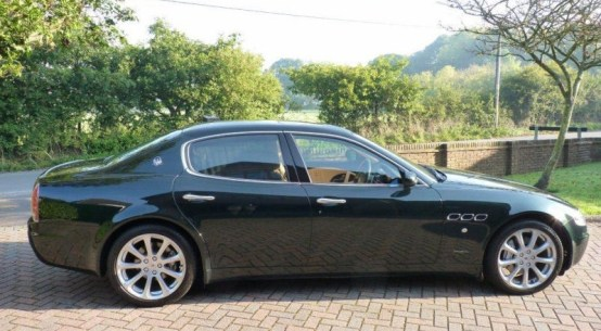 Sir Elton John's Maserati for Auction on Everyman Driver with Dave Erickson