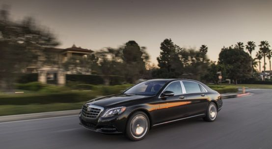 Mercedes Maybach S600 on Everyman Driver