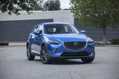 2016 Mazda CX-3 AWD on Everyman Driver, Dave Erickson