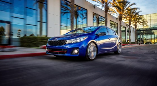 2017 Kia Forte5 in Borrego Springs, California on Everyman Driver, Dave Erickson