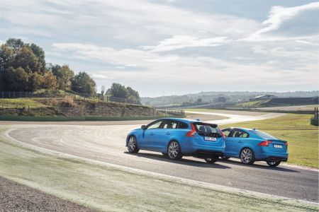 New 367 horsepower Volvo S60 and V60 Polestar on Everyman Driver