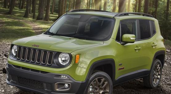 2016 Jeep Renegade on Everyman Driver with Dave Erickson