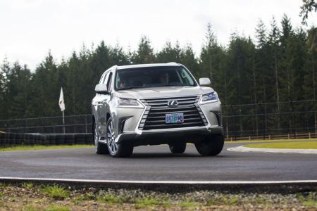First Drive: 2016 Lexus LX570 on Everyman Driver