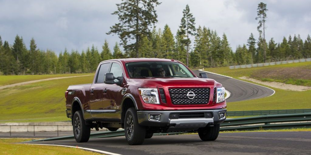 2016 Nissan TITAN XD on Everyman Driver
