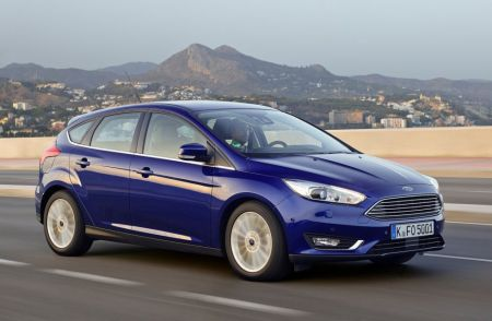 2016 Ford Focus SE Hatch on Everyman Driver with Dave Erickson