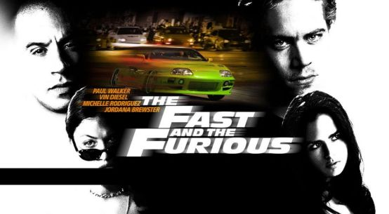 The Fast and the Furious on Everyman Driver