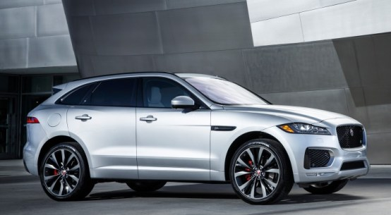 2017 Jaguar F-Pace on Everyman Driver with Dave Erickson
