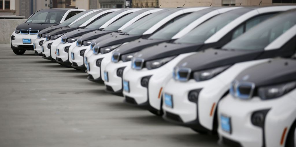 LAPD Going Green With 100 BMW i3 Vehicles on Everyman Driver with Dave Erickson