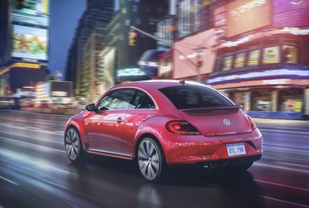 Volkswagen Announced 2017 #PinkBeetle on Everyman Driver