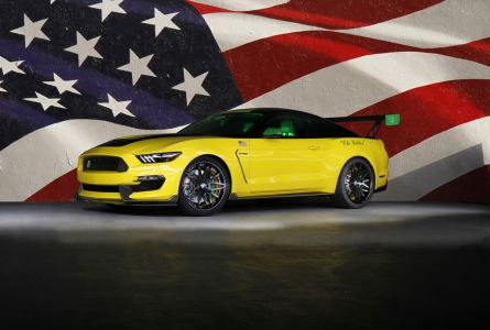 "Ford ""Ole Yeller"" Mustang Bred from Shelby GT350 on Everyman Driver"