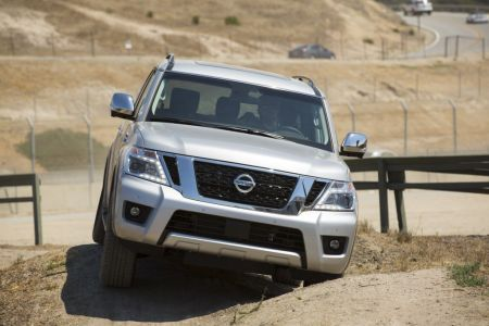 2017 Nissan Armada on Everyman Driver with Dave Erickson