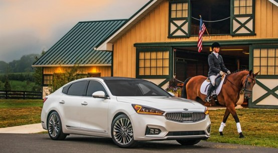 Everyman Driver: 2017 Kia Cadenza First Look with Dave Erickson