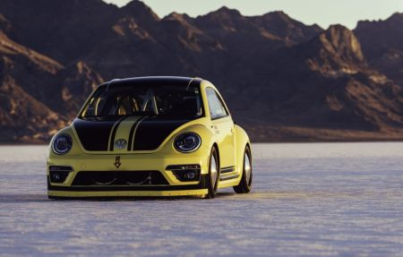 Volkswagen Beetle LSR on Everyman Driver