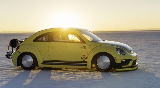 Volkswagen Beetle LSR on Everyman Driver