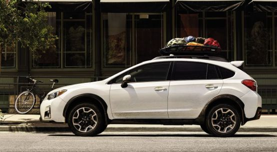 2017 Subaru Crosstrek Pricing Announced