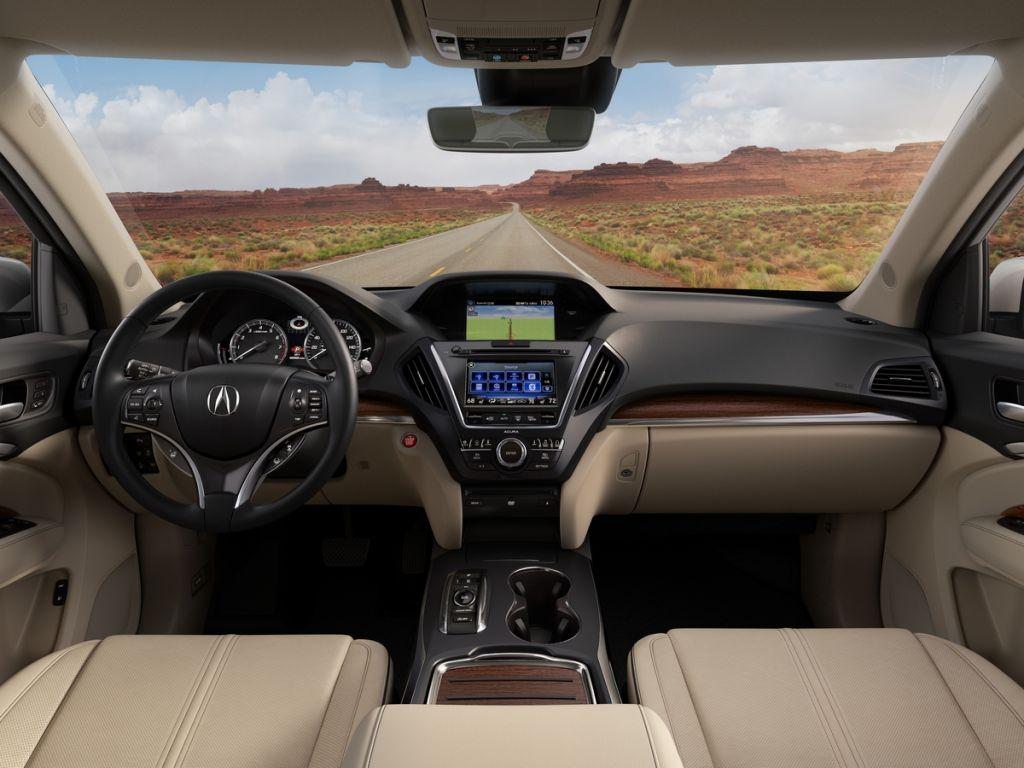everyman driver 2017 acura mdx sh awd review everyman driver. Black Bedroom Furniture Sets. Home Design Ideas