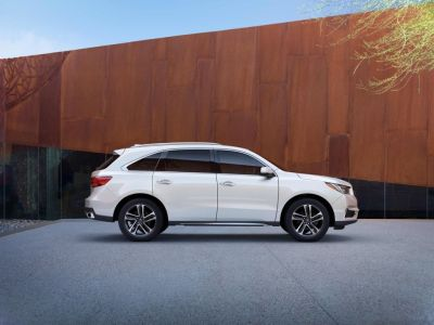 2017 Acura MDX SH-AWD Review on Everyman Driver with Dave Erickson