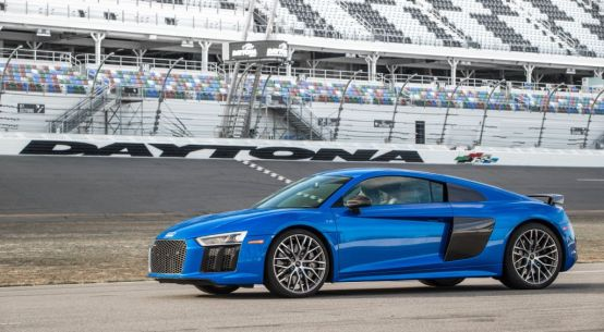 Everyman Driver: 2017 Audi R8 Test Drive & Review